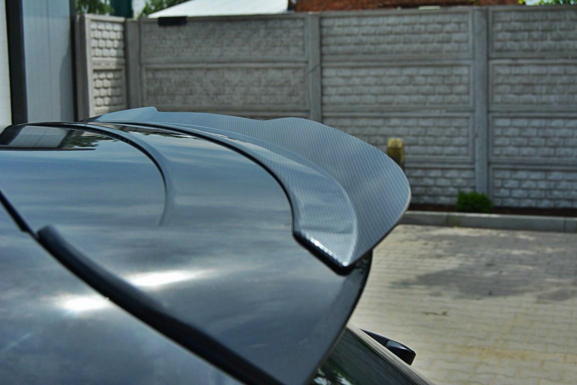 Lotka Lip Spoiler - Seat Leon III Cupra - GRUBYGARAGE - Sklep Tuningowy